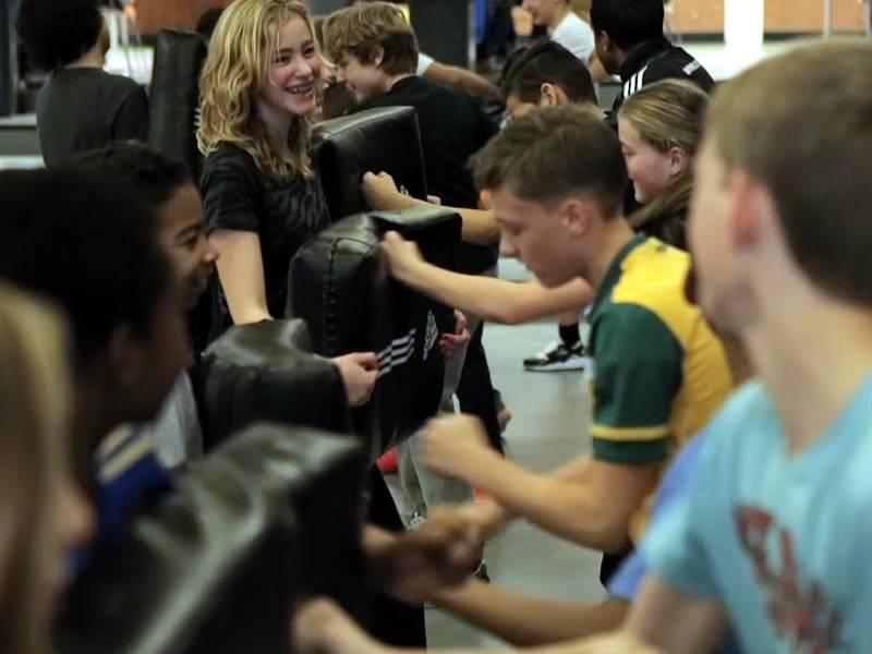 sportdag middelbare school
