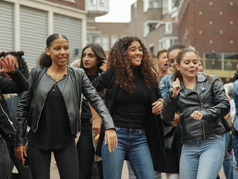 ckv dansproject flashmob xxl 2018