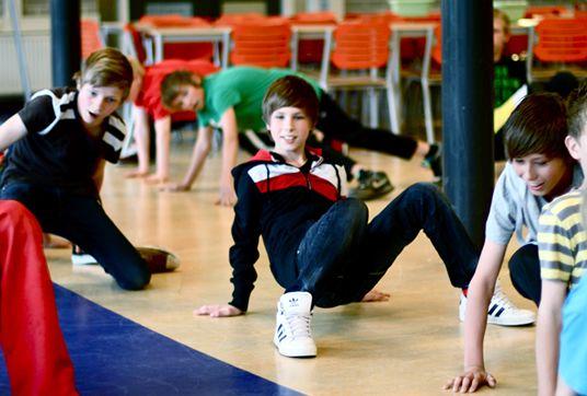 breakdance ckv cultuurdag cultuureducatie