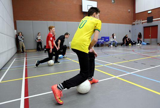 street soccer ckv cultuurdag cultuureducatie