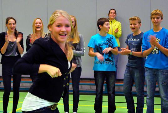 streetdance ckv cultuurdag cultuureducatie
